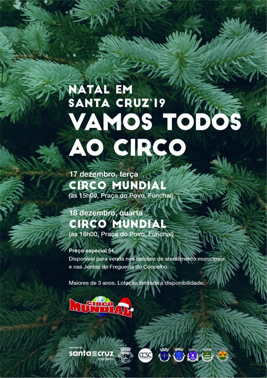 VAMOS TODOS AO CIRCO !