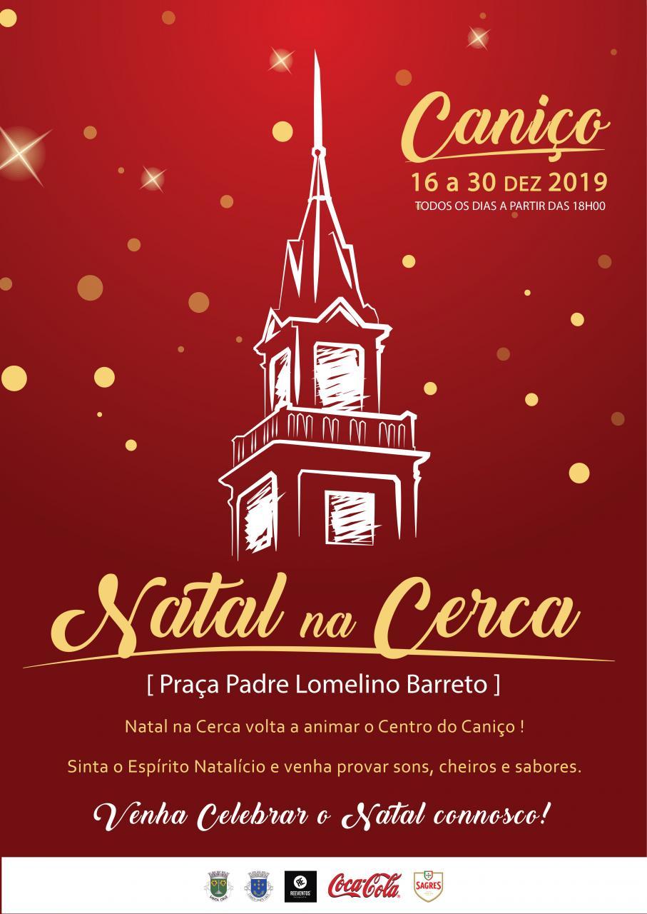 Cancelamento da Cerimónia de Abertura do Natal na Cerca