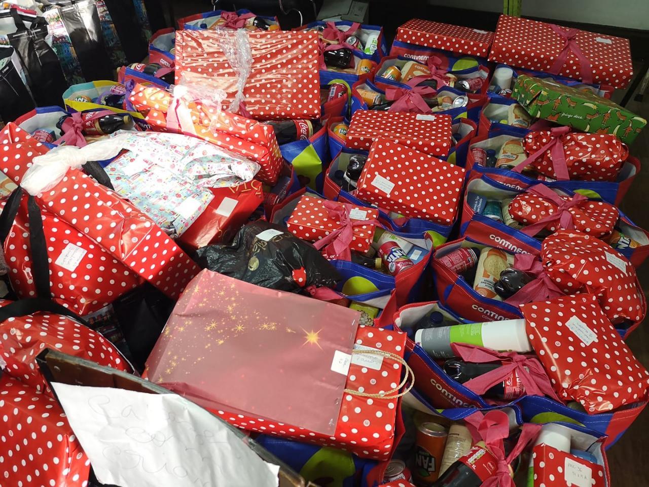 """""""Operação Cabazes de Natal'19"""" - Entrega de Cabazes alimentares"""