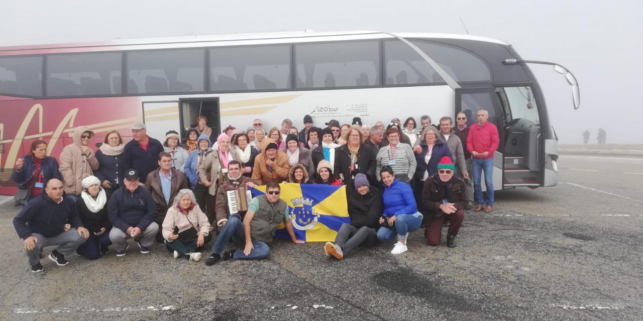 Excursão Junta Freguesia Caniço 2019