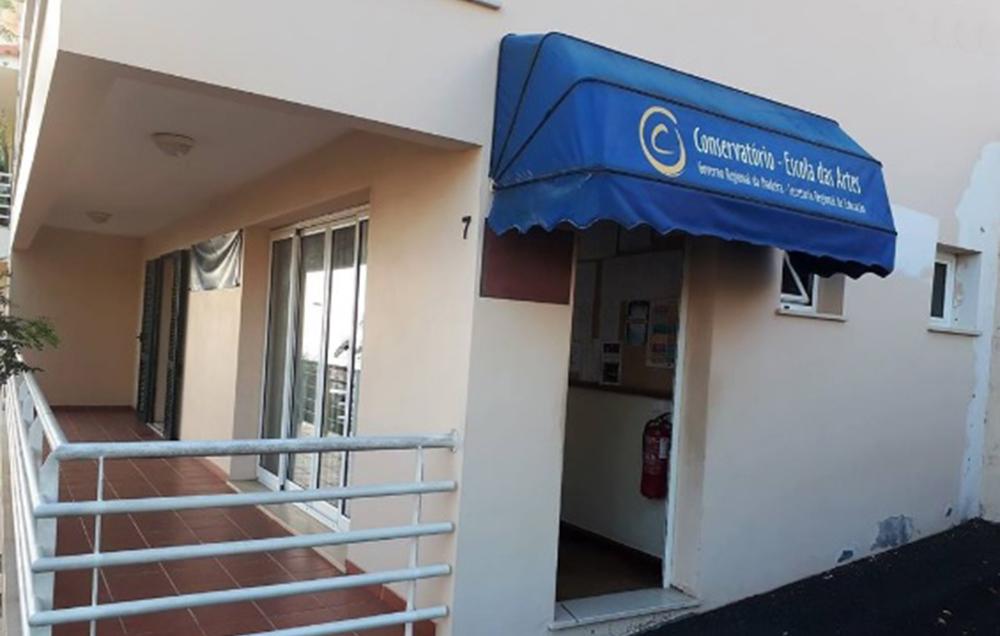 Conservatório - Escola das Artes, núcleo do Caniço