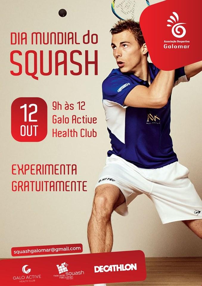 Dia Mundial do Squash