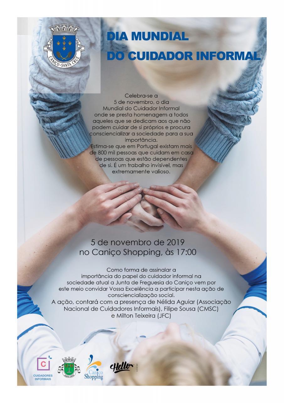 Dia Mundial do Cuidador Informal